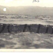Image of Large Waves on Pleasant Pond 1913 - 2012.13.93