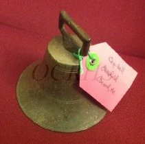 Image of Cow Bell from Owens Field, Concord ME