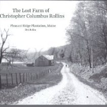 Image of The Lost Farm of Christopher Columbus Rollins - 2014.17.5