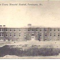 Image of Franklin County Memorial Hospital, Farmington ME - 2015.22.14