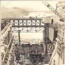Image of Wyman Dam Construction Photo #598 - 2015.22.8