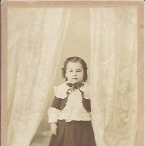 Image of Clarence L. Spaulding at Two Years Old - 2015.23.53