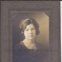 Image of Myrna Evelyn Foss, 1925 - 2015.23.57