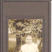 Image of Eldon Spaulding, Sr. as a Baby - 2015.23.72
