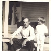 Image of George W. Spaulding and Wayne Lawrence - 2015.23.75
