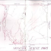 Image of Town of Moscow, Maine Annual Report 1965