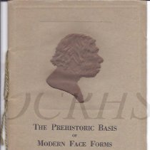 Image of The Prehistoric Basis for Modern Face Forms - 2015.25.2