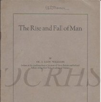Image of The Rise and Fall of Man - 2015.25.3