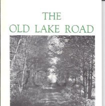 Image of The Old Lake Road - Poems