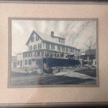 Image of Bingham Hotel, Main Street, Bingham ME - 2016.12.4