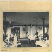 Image of Dining Room,  Roach River Hotel