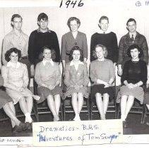 Image of BHS Dramatics Club 1946