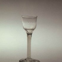 Image of Glass, Wine - Washington's Wine Glass