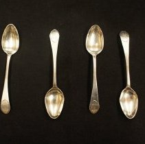 Image of Teaspoon - Lear Family Spoons