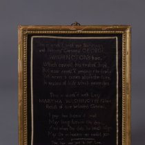 Image of Needlework - Washington Memorial