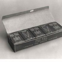 Image of Cigarette - Pall Mall Cigarette Carton