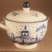 Image of Cover, Serving Vessel