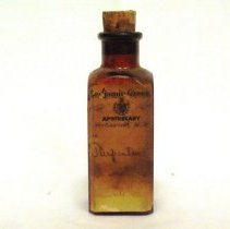 Image of Bottle, Medicine - Turpentine Liniment