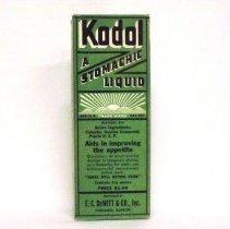 Image of Container, Medicine - Kodol Stomachic Liquid