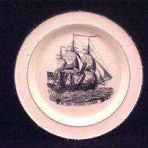 "Image of Plate, Food - ""True Blooded Yankee"""