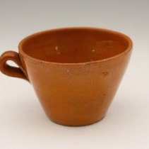 Image of Cup Orange ware by Unknown