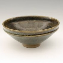 Image of Teabowl, frogskin by Unknown
