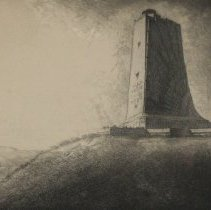 Image of Wright Brothers' Memorial, Kitty Hawk, NC by Louis Orr