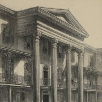 Image of The Belo House, Winston-Salem, NC by Louis Orr