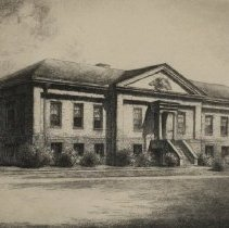 Image of The Old Mint House, Charlotte, NC by Louis Orr