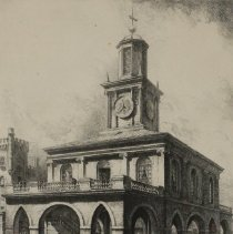 Image of The Old Market, Fayetteville, NC by Louis Orr