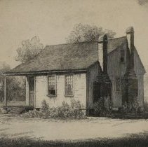 Image of The Halifax House, Halifax, NC by Louis Orr