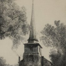 Image of St. Paul's Episcopal Church, Edenton, NC by Louis Orr