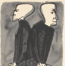 Image of FTSOASV 1968-  Partings Long Seen Coming by Ben Shahn