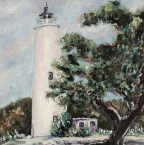 Image of Ocracoke Lighthouse by Alexander Kaszas