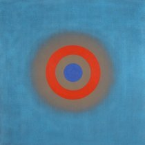 Image of Mysteries: West Light by Kenneth Noland
