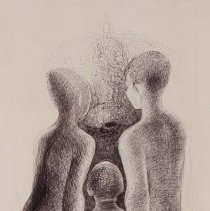 Image of Family by John Biggers
