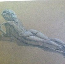 Image of Drawing - Thomas Bruce Cowan