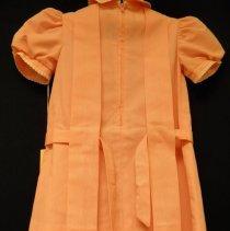 Image of back of dress