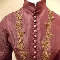 Image of bodice front