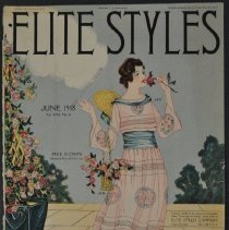 Image of June 1918, Cover