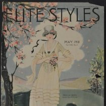 Image of May 1918, Cover