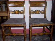 Image of Chair, Side - The Stephen Girard Artifact Collection