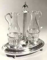 Image of Cruet - The Stephen Girard Artifact Collection