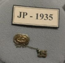 Image of Pin - Girard College Legacy Collection