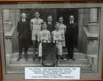 Image of Photograph, Framed - Girard College Athletics Collection