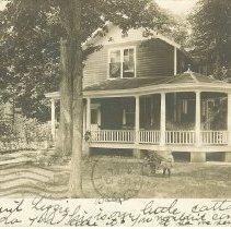 Image of Unidentified cottage - Unidentified cottage