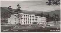 Image of Stephen County Hospital, Toccoa, Ga.