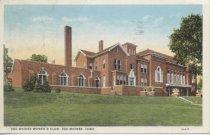 Image of Des Moines Woman's Club, Iowa