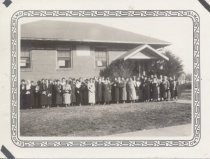 Image of Canton Literary Study Club, Carnegie Library, Canton, Kan.