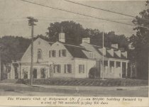 Image of Woman's Club of Ridgewood, N.J.